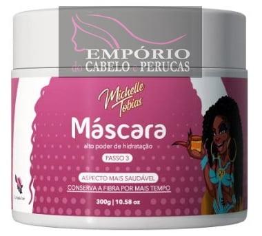 Mascara Michelle Tobias Para Fibras Orgânicas 300g