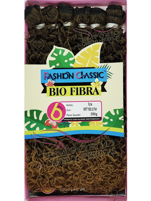 CABELO BIO FIBRA FASHION CLASSIC IZA CAIXA
