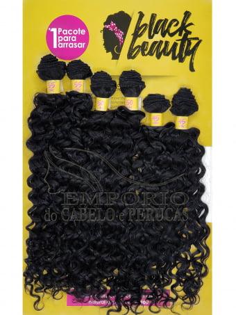 CABELO ORGÂNICO BLACK BEAUTY CACHO 2A